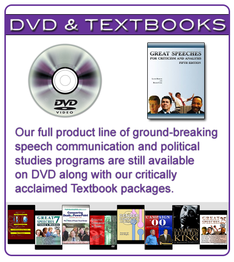 DVDs and Textbooks