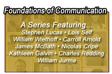 The Foundations of Communication Series
