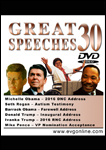 Great Speeches Volume 30