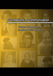 Foundations of Communication Discussion
