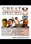 Great Speeches Volume 8