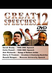 Great Speeches Volume 12