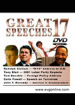 Great Speeches Volume 17