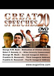 Great Speeches Volume 20