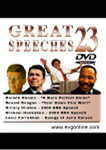 Great Speeches Volume 23